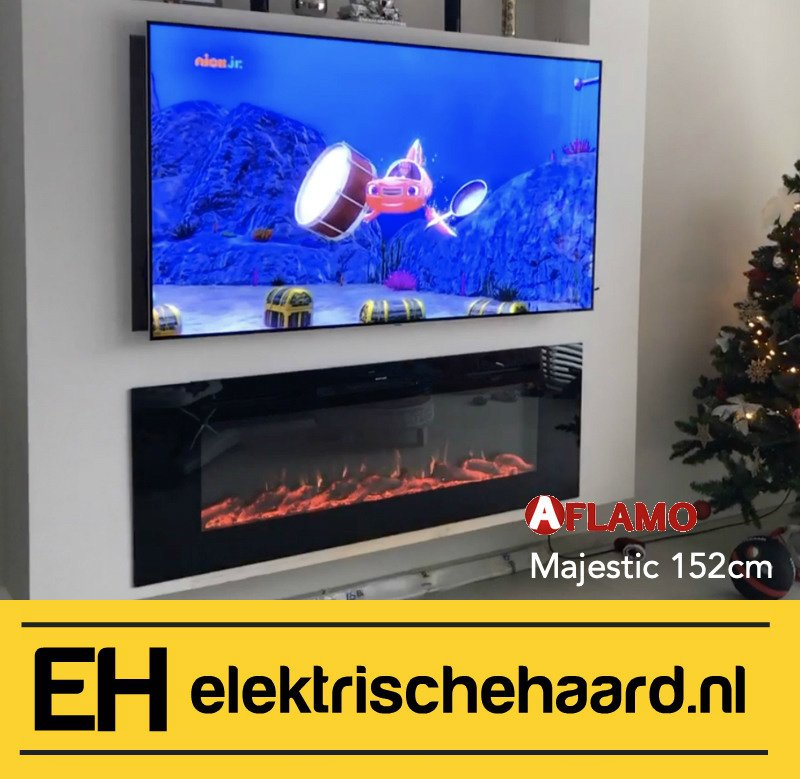 elektrische tv haarden